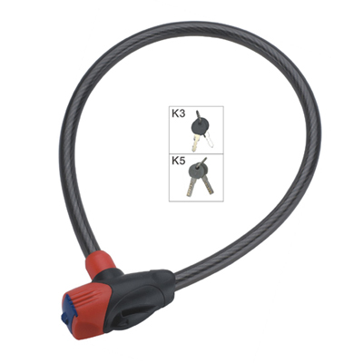 钢缆锁84732